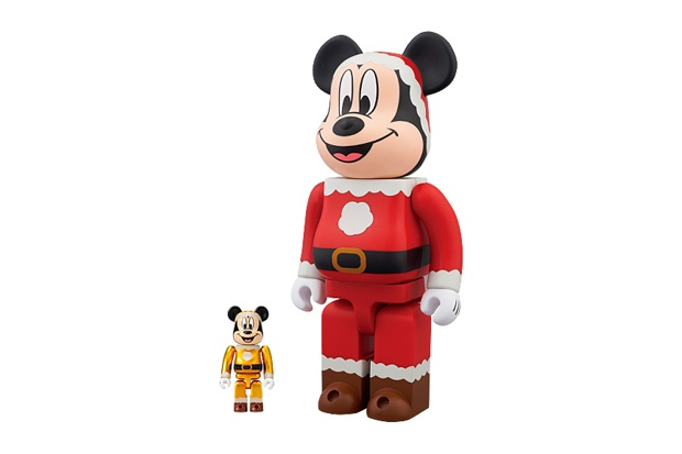 "Medicom Toy Bearbrick Special Ornaments ""Mickey Mouse"" $6"
