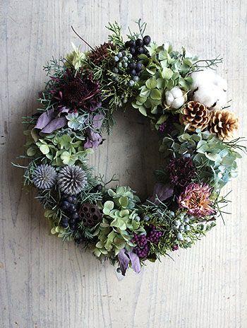 Beautiful wreath!