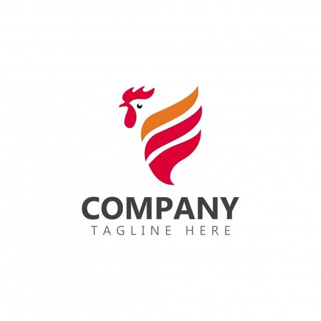 Download This Chicken Company Logo Vector Template Design Illustration Chicken Logo Rooster Transparent Png Chicken Logo Vector Logo Restaurant Logo Design