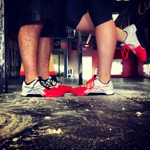 Crossfit couples.... nosotros @Gerardo Ortiz ;D
