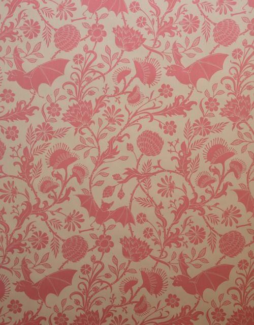 Wallpaper featuring carnivorous plants & bats