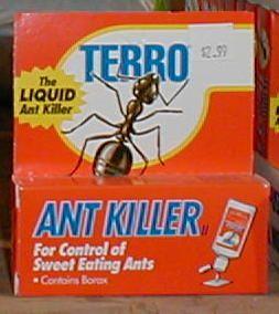 TERRO Ant Killer  #vintage