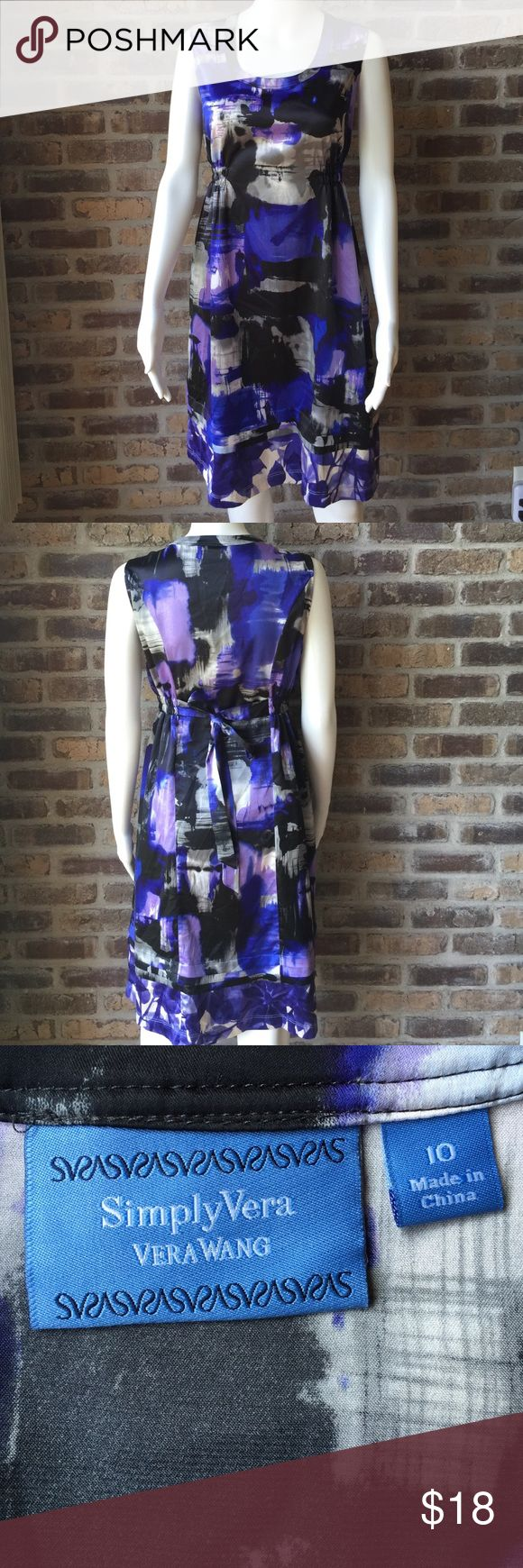 Simply Vera by Vera Wang dress Simply Vera by Vera Wang dress size 10. Simply Vera Vera Wang Dresses