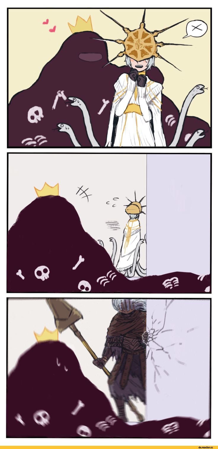 DS-комиксы-Dark-Souls-фэндомы-Nameless-King-3128430.png (941×1920)