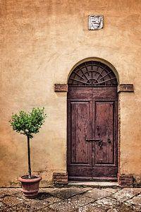 Door Photograph Presently In The Past By Evelina Kremsdorf Old Door Beautiful Doors Doors