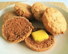 Paleo AIP Biscuits from Flash Fiction Kitchen
