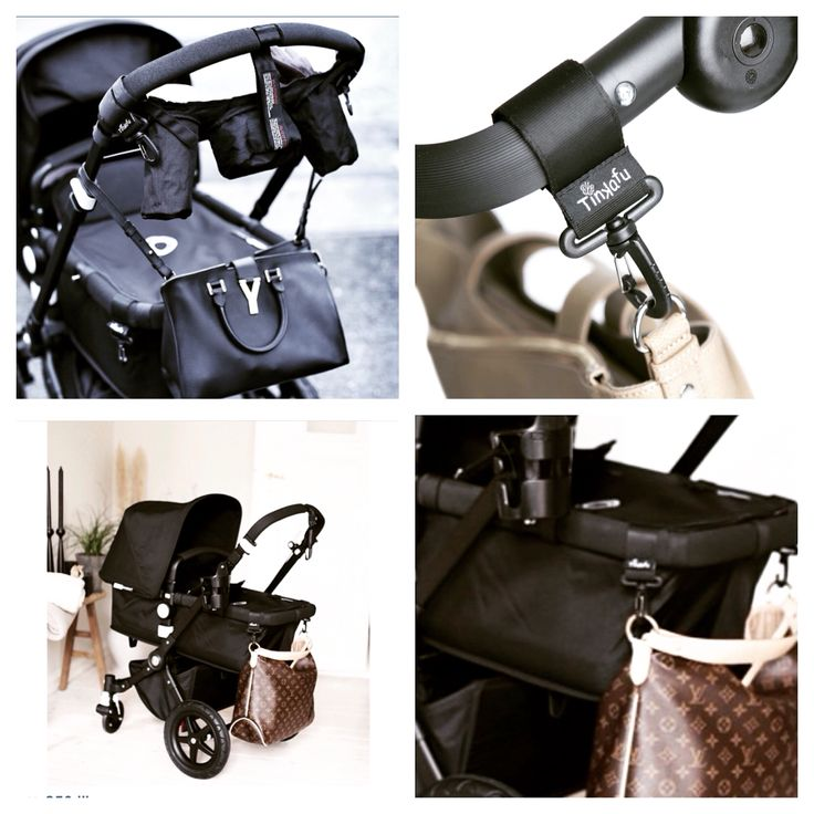 Veskekroker / stroller hooks