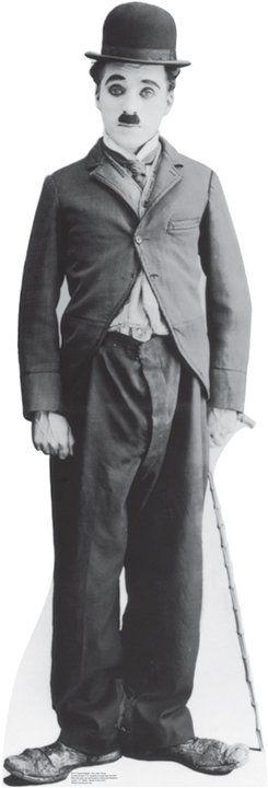 charlie chaplin photos to buy   ... cardboard cutout of Charlie Chaplin buy cutouts at starstills.com