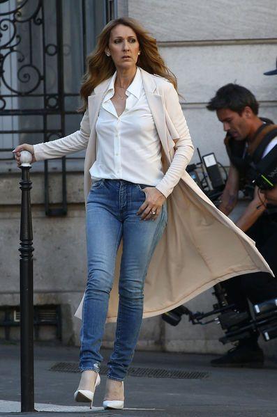 Encore un beau cadeau de Céline Dion à ses fans français. Après les neuf concerts qu'elle a donnés à Paris, la chanteuse québécoise y a tourné le clip...