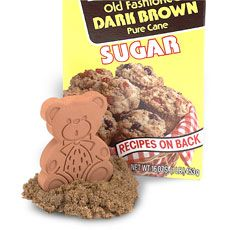 Keeps the brown sugar soft. All you have to do is soak it in water for 10 minutes and then put it in your sealed brown sugar container and it will keep it soft and easy to use for about 2 to 3 months. It is reusable, just soak again in water and put back in the container when it drys.