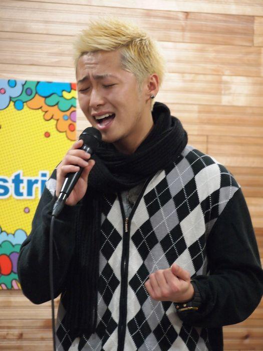 Da-iCE Yu-Dai(2012.01.31)  https://www.facebook.com/ustrip.tv  http://www.ustream.tv/channel/u-strip  #ustrip12