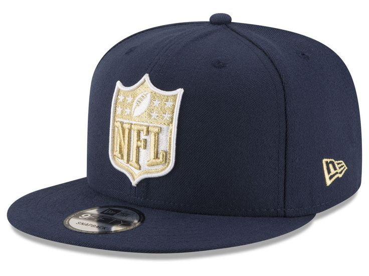 20870442 - Los Angeles Rams New Era NFL Team Shield 9FIFTY S…
