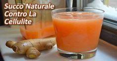 succo naturale contro la cellulite