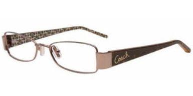 Trendy Coach glasses for teen girls