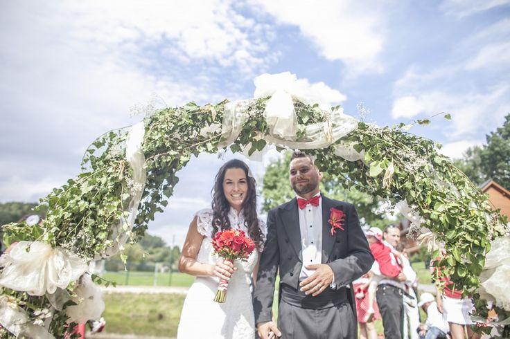 great wedding - Petra & Ondra