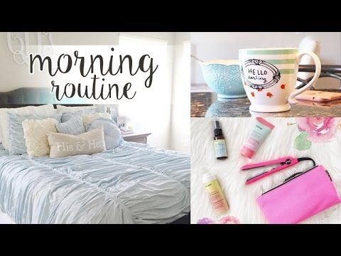 Morning Routine-Wake Up With Me   Giveaway   ft. Fit Tea & Eva NYC   Cha...