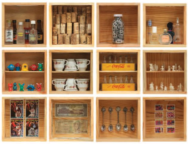 Autor: Inés Verdugo // Guatemala // Arca de Noé, // Instalación