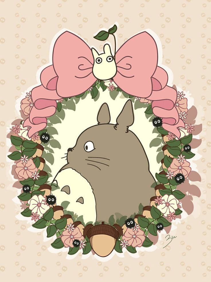 17 Best images about I heart TOTORO on Pinterest | Keep ... Totoro Thigh Tattoo