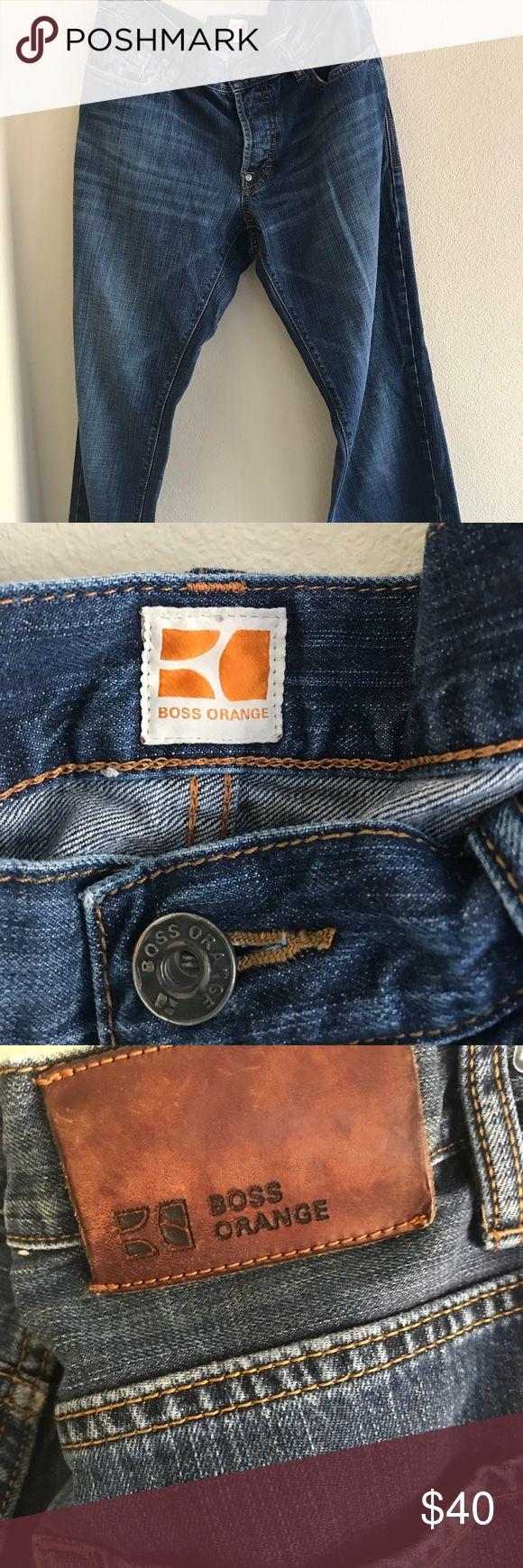 BOSS Orange Straight jeans 33x32 ❗️❗️BUY TWO GET ONE FREE SALE ❗️❗️ Boss Orange designer jeans Hugo Boss 33x32 Good condition   #kingcozi #aesthetic #fashion #style #streetwear #vintage #vintagestreetwear #90svintage #cozy #mensfashion #womensfashion #menswear #streetstyle #lifestyle #colors #sportswear #bodypositive #cybermonday #blackfriday BOSS ORANGE Jeans Straight