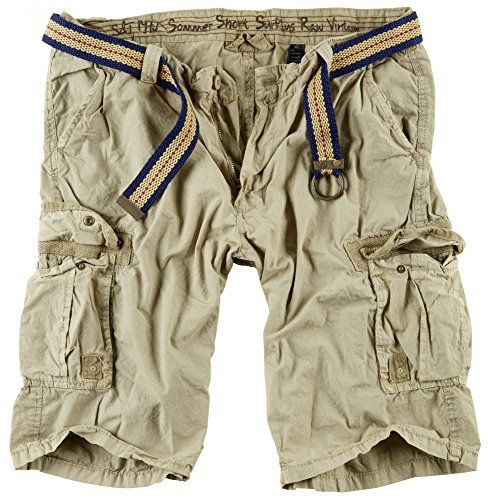 Nuova offerta in #abbigliamento : Surplus -  Pantaloncini  - Uomo beige beige a soli 1871  EUR. Affrettati! hai tempo solo fino a 2016-10-24 23:35:00