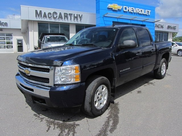 This 2010 Silverado 1500 is a fantastic deal. A once in a blue moon truck. The previous owner loved it, and it shows in the car and attention to detail. The chrome accessories and bug deflecter are well maintained, as are the leather trimmed details of the interior. This truck will not stay on the lot long. Click or call to book your test drive today.