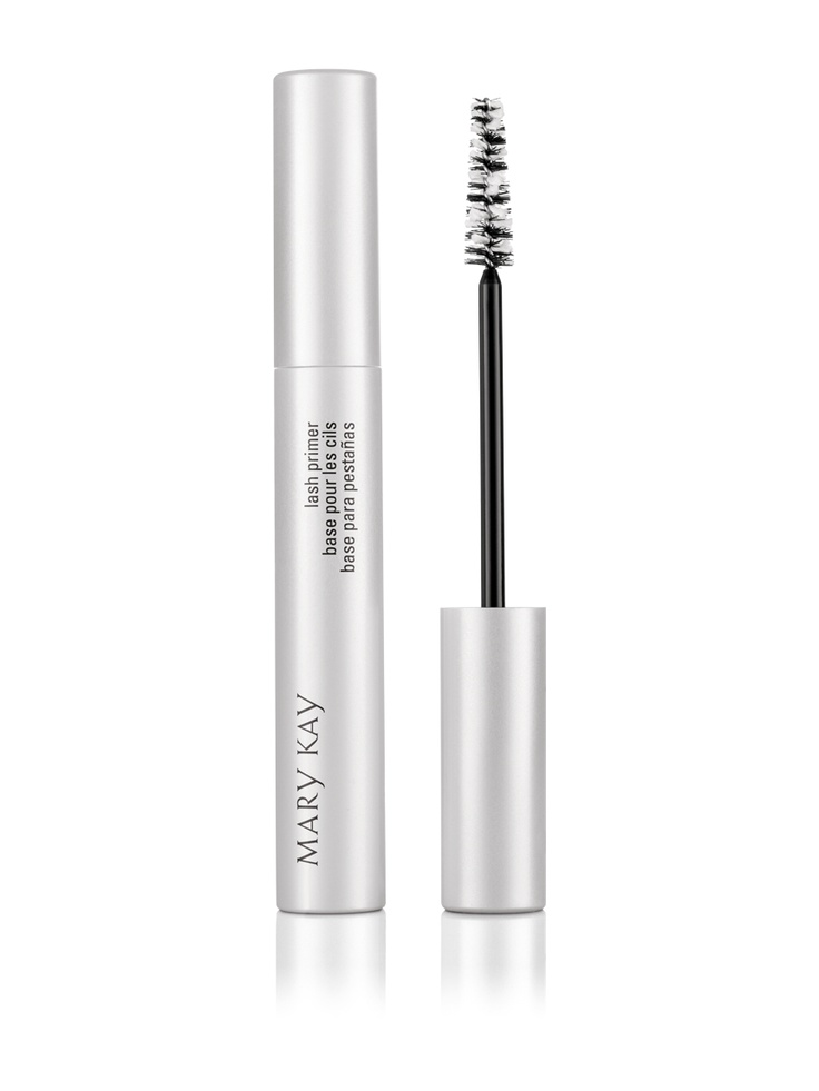Mary Kay® Lash Primer - This is a must have!  Goes on clear, so you can even use it without mascara.  But WITH mascara?? Get ready to answer tons of questions about wearing falsies!  ;)