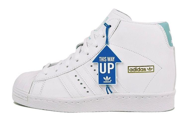 Adidas SuperStar Oben Freizeit Schuhe Damen Weiß Sport Schuhe B26296