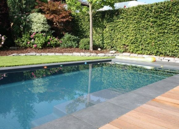 Die besten 25+ Pool Anlagen Ideen auf Pinterest Schwimmbecken - gartengestaltung reihenhaus pool