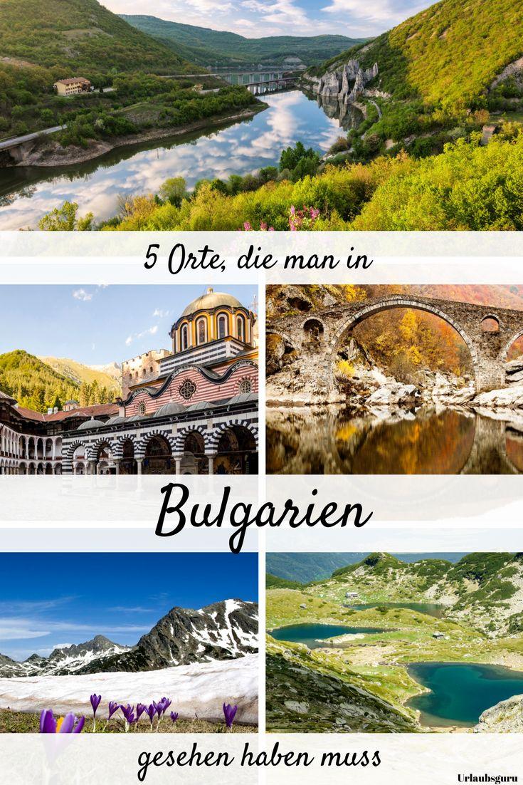 Dass Bulgarien mehr zu bieten hat als den Sonnenstrand und Goldstrand möchte ich euch in