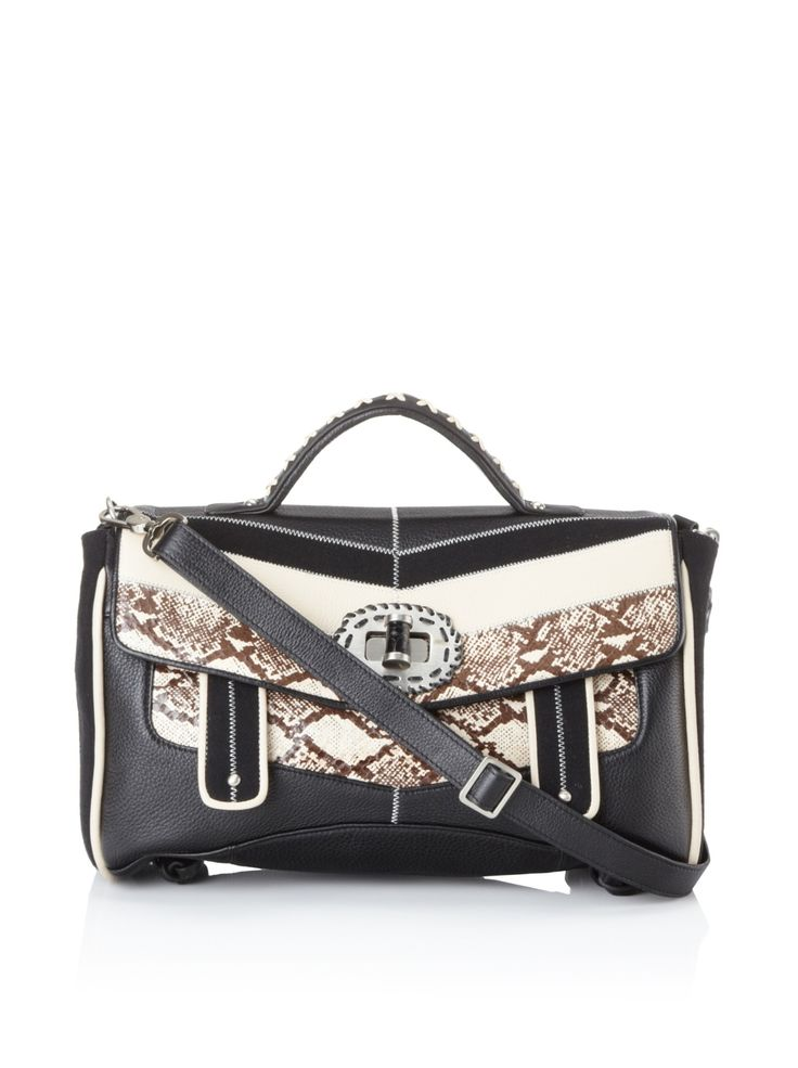 Bond Street Paige Flap Handbag