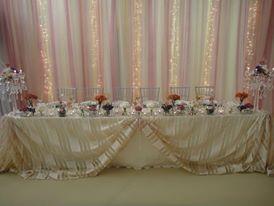 Pink Bridal Back.