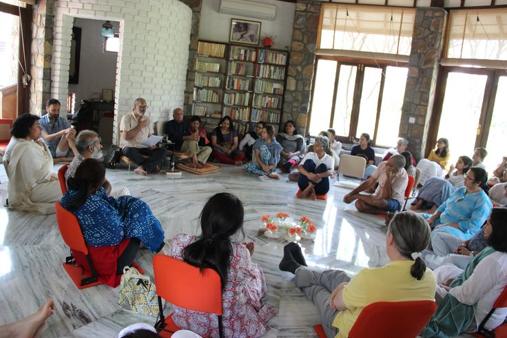 The Promise of Beauty & Why it Matters - a dialogue between Dr. Satish Kumar & Shakti Maira