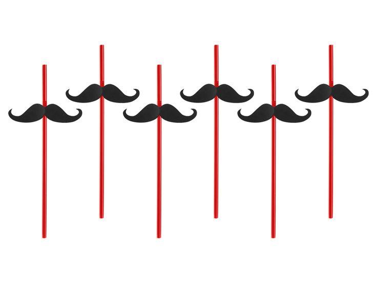 Słomki Wąsy- dla prawdziwych gentelmanów :)