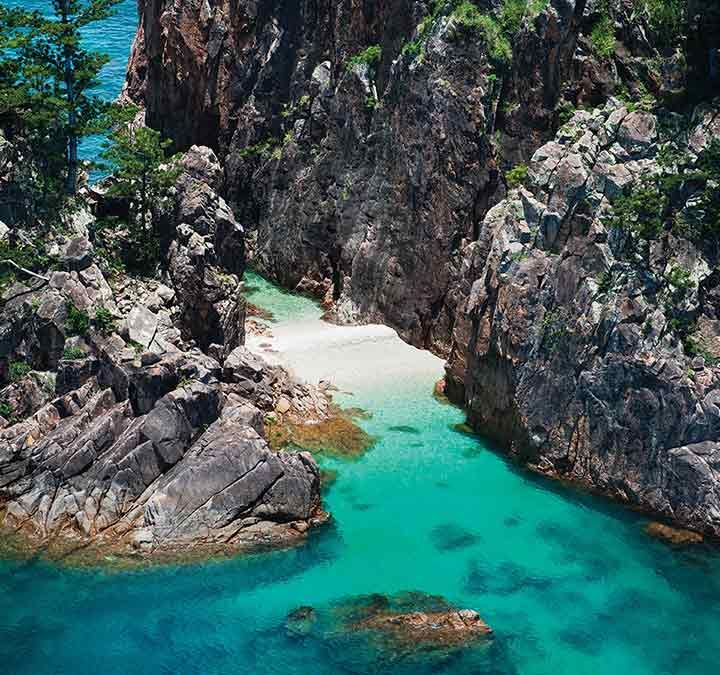 One&Only Hayman Island, Whitsundays, 5 stars.