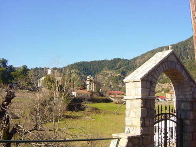 Άγραφα: Το πιο μυστικό χωριό της Ευρυτανίας