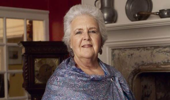 Stephanie Cole. Actress.
