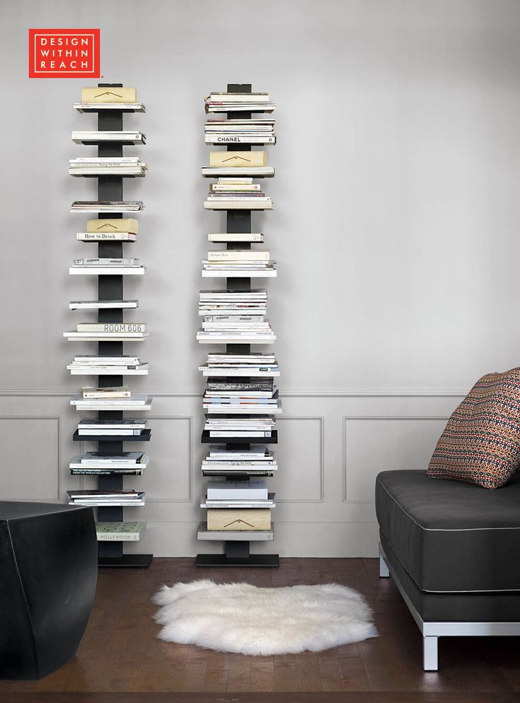 Sapien Bookcase | In collaboration with @DWRpins