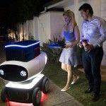 Les livraisons de Dominos Pizza bientôt effectuées par des robots en Nouvelle-Zélande !