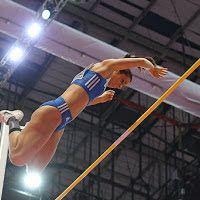 Τεράστια αθλήτρια αυτή η Στεφανίδη και καλό κορίτσι !