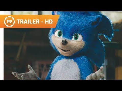 Sonic the Hedgehog Official Trailer #1 (2019) — Regal [HD] – YouTube