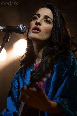 """Levante"", Claudia Lagona live in Turin, Italy"