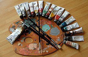 Técnicas de pintura - Wikipedia, la enciclopedia libre