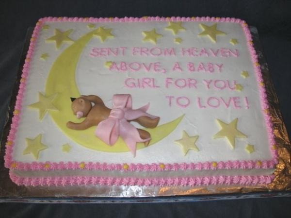 Heaven Sent Baby Girl
