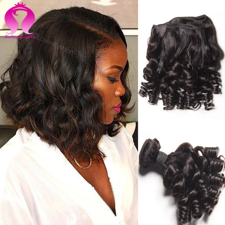 Sexy Formula Hair Weave Bob Brazilian Virgin Hair 4pcs/Lot Meches Bresilienne Lots Human Hair  Extensions Funmi Hair Weave Bob