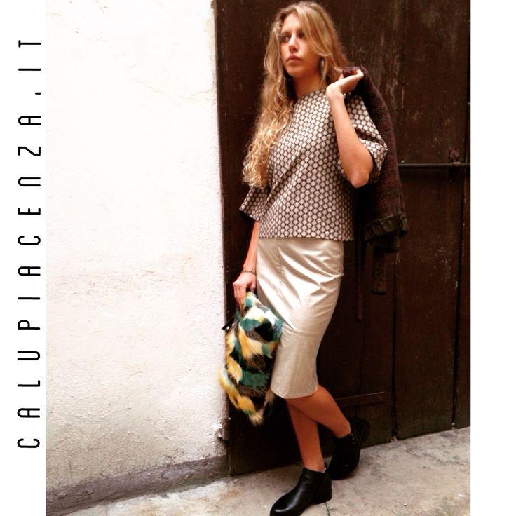 Good Morning Europe! #calu #calù #calupiacenza #piacenza #madeinitaly #shoppingonline #shoppingpiacenza #shoppingmilan #godblesshouston #fashionblogger #outfitoftheday #lodi #pavia