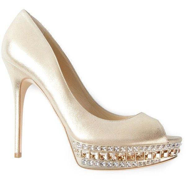 JIMMY CHOOChoo Ravishing, Fashion, Style, Jimmy Choo, Women Shoes, Beautiful Shoes, Jimmychoo, Champagne Crystals, Ravishing Pump