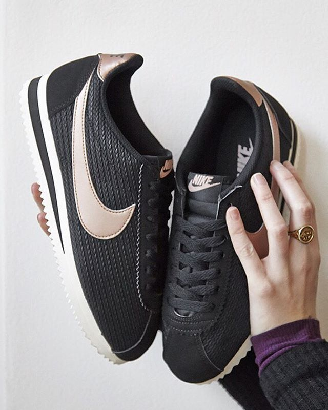 best sneakers b4a64 9fdfd ... Shop our nike Classic Cortez Og in Black Metallic Red ...