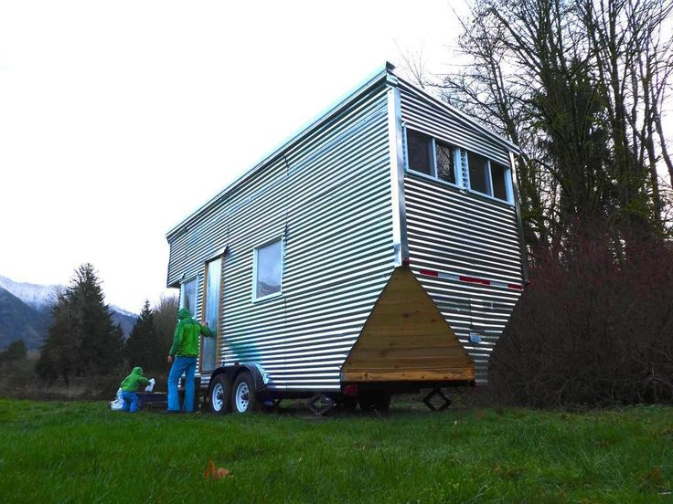 3844 best images about portable tiny homes on pinterest for How big is a square of siding