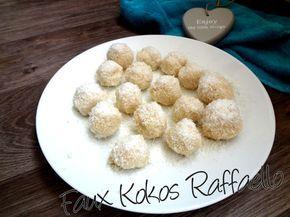 Recept: Faux Kokos Raffaello   Blij Zonder Suiker