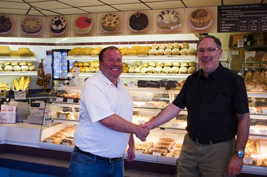 We are excited to announce Jos passing the torch to the new owner, John, of Rustic Sourdough Bakery. #yyc #Calgary #yycfood #yyceats